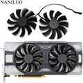 PLD10015B12H 12V 0.55A 95mm GTX1080 1070 TI ACX 3.0 dla sterownika EVGA GeForce GTX 1080 1070 1070Ti FTW2 do gier ICX karta graficzna Coolin