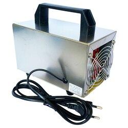 Портативный генератор озона 15 г озоновый очиститель воздуха дезинфекция стерилизация очистка формальдегид для дома