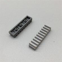Compatible con 3743 1x4 para bloques de construcción piezas DIY historia juguetes educativos creativos de regalo de ev3