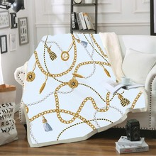 Manta de tiro caliente 3D estampado barroco estilo Vintage suave manta de lana para camas sofá coche de felpa colchas cubierta de hoja de invierno
