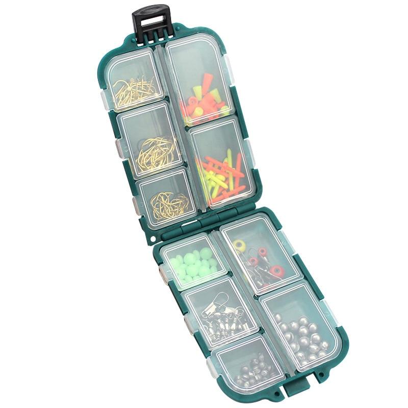 Купить 157 шт набор аксессуаров для рыбалки 99 х6 5 х3 см