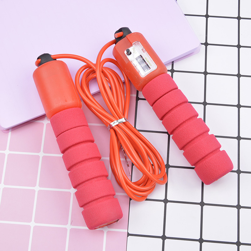Adult Children Young STUDENT'S GIRL'S Beginners Count Kids Jump Rope Students Universal Count Adjustable Sports