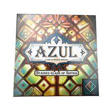Juego de mesa de Color Azul, azulejo maestro, Original, versión en inglés, azulejo de Color, decoración principal, juego multijugador