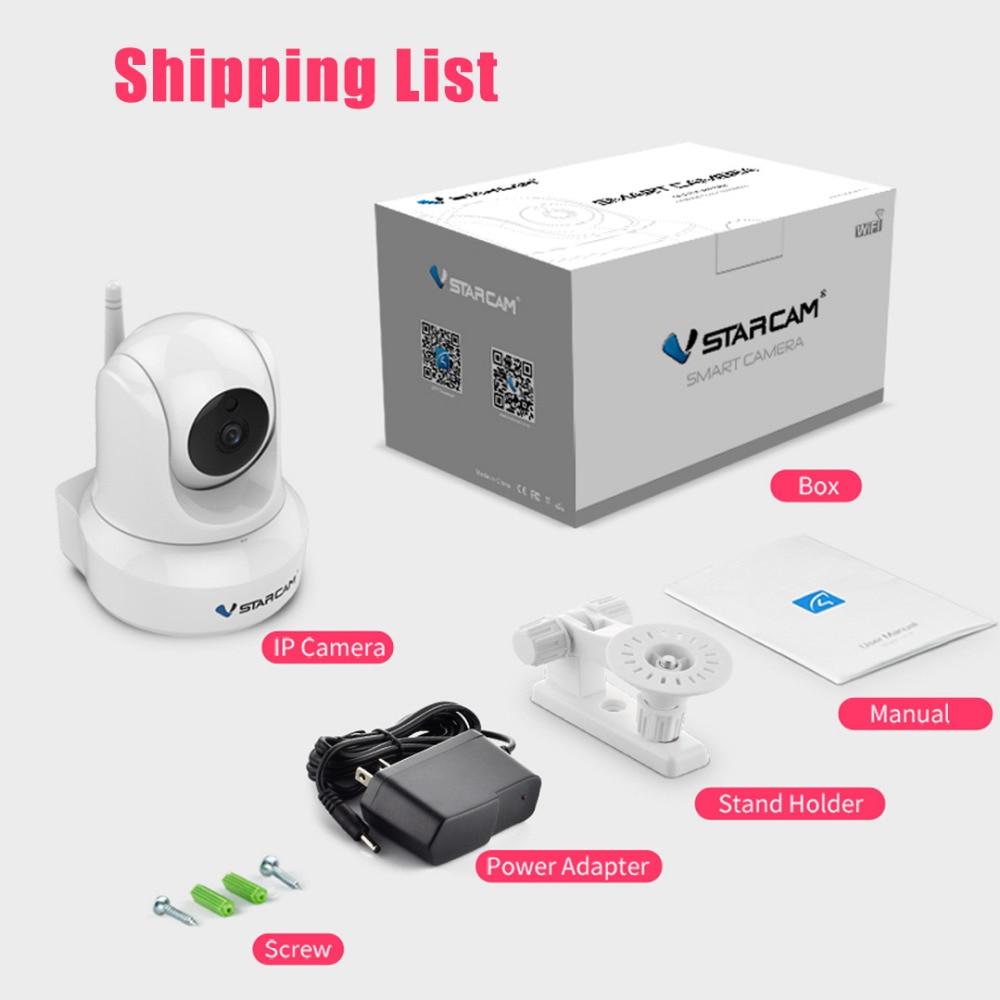 VStarcam 720P Sicherheit IP Kamera Wifi IR Nachtsicht Audio Aufnahme - Schutz und Sicherheit - Foto 6