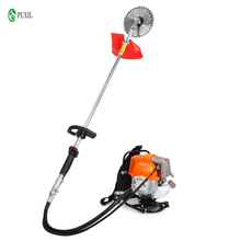 40-5 2-stroke engine weed cutter Multi-functional agricultural wasteland large rear package 2 in 1 brush grass cutter backpack