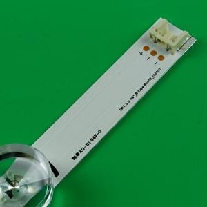 Image 5 - Nuovo Kit 10 PCS LED Posteriore lg ith Striscia per LG 49LF5500 UA LC490DUE MGA6 Innotek Ypnl DRT 3.0 49 UN B 6916L 1944B 6916L 1945B