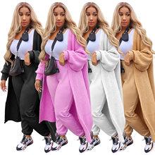 Echoine jesień zima moda ciepłe kobiety z dzianiny w stylu Casual nadwymiarowy sweter sweter z długim rękawem sweter na wierzch miękki luźny sweter