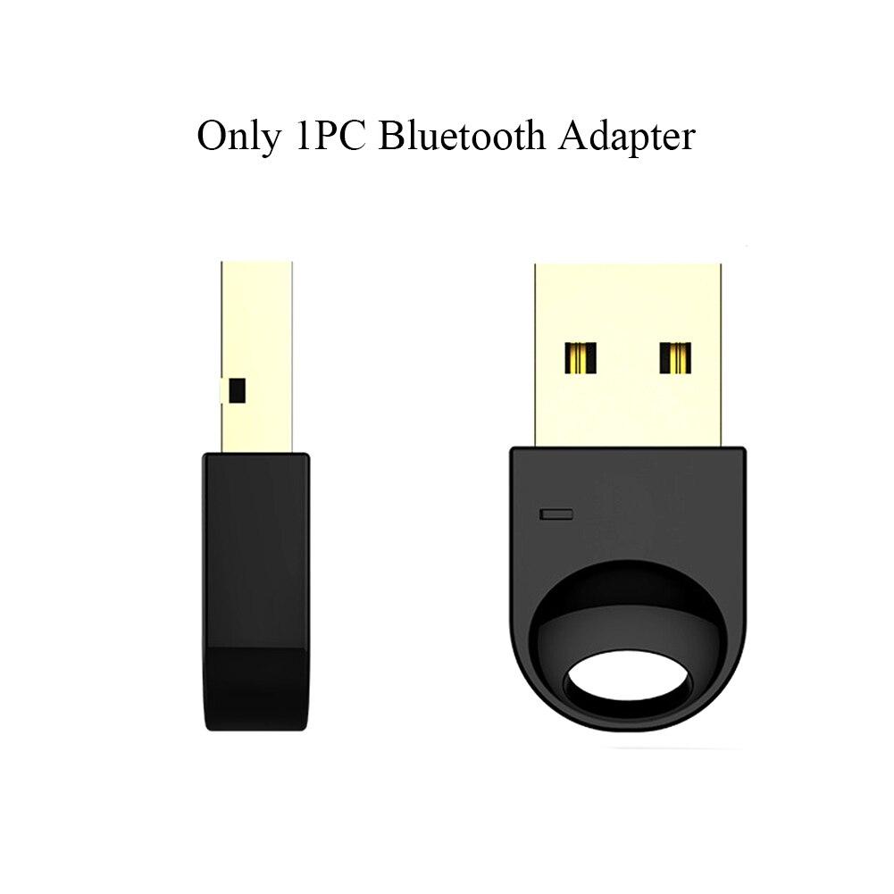 Стерео Бесплатный драйвер аудио динамик беспроводной компьютер Bluetooth адаптер мини автомобиль CSR 4,2 приемник USB Dongle передатчик Портативный