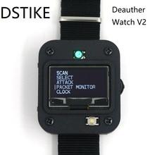 DSTIKE Deauther Orologio V2 ESP8266 Programmabile Bordo di Sviluppo