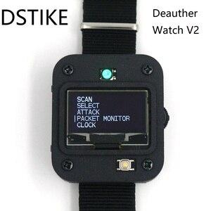 Image 1 - DSTIKE Deauther ساعة V2 ESP8266 برمجة مجلس التنمية