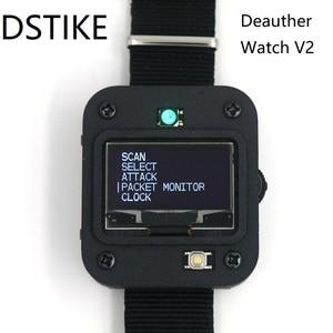 Image 1 - DSTIKE Deauther Watch V2 ESP8266 Programmable Development Board