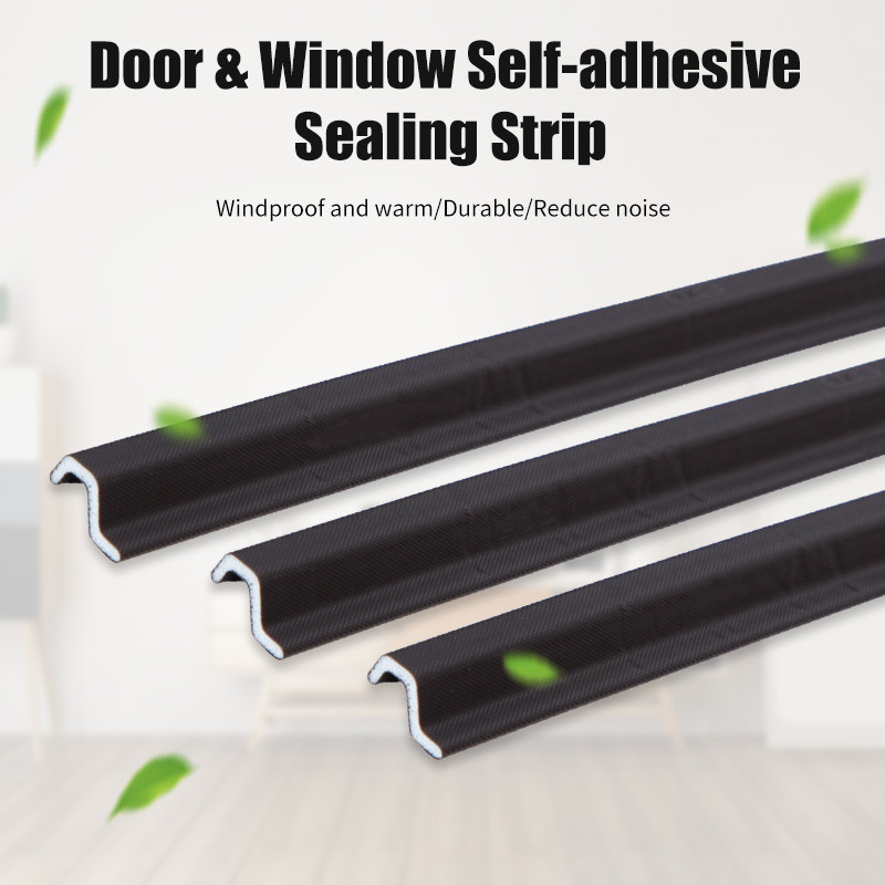 Self-Adhesive Weather Seal Strip
