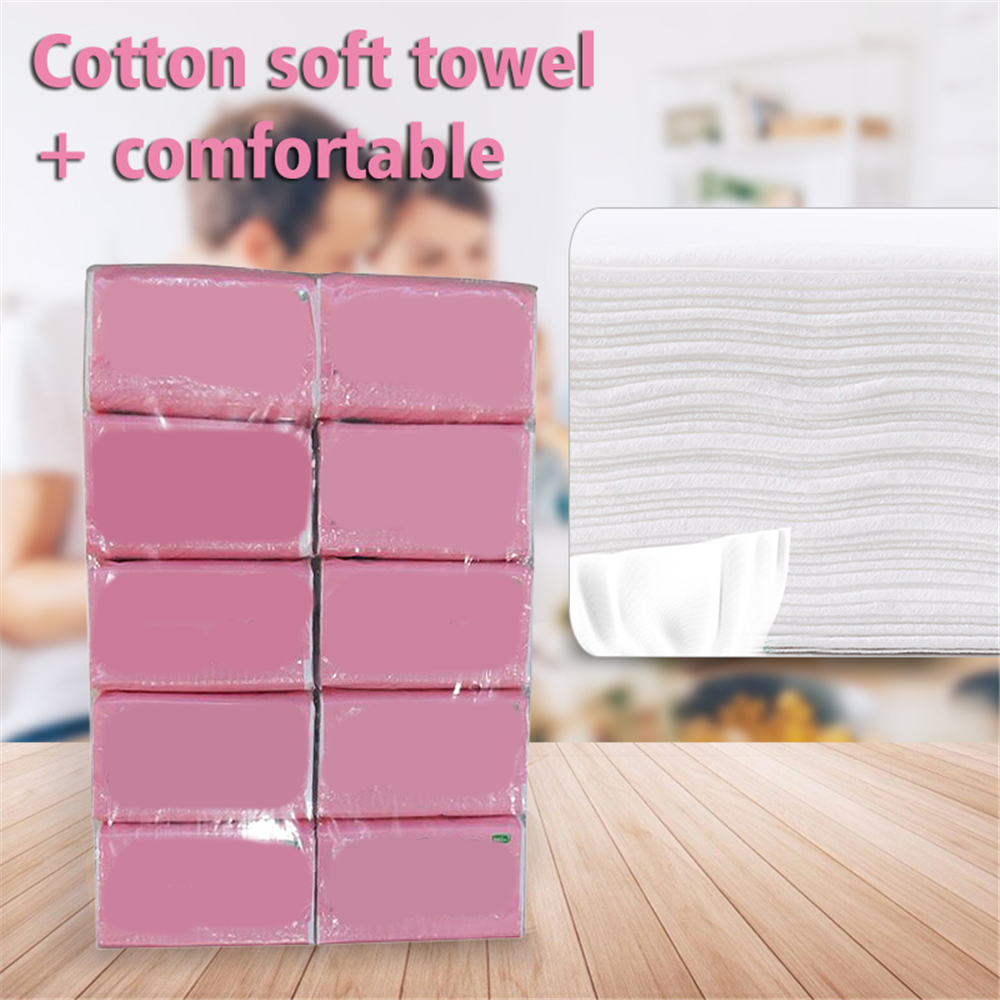 10x Toilet Tissue Virgin Native Wood Pulp Household Pumping Paper  Soft Comfortable Sanitary Durable Paper Towels Toilet Tissue
