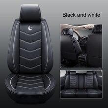 العالمي سيارة SUV القياسية 5 مقعد بو الجلود مقعد يغطي وسادة الجبهة + الخلفية لمازدا 3 6 CX 5 CX 7 تحية