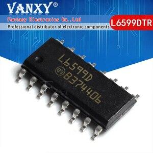 Image 1 - 5 pièces L6599DTR SOP16 L6599D SOP L6599 SMD SOP 16 nouveaux et originaux