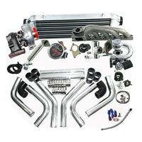 Completos kits turbo apto para bm * w 323is 325is 328is e36 e46 m50 t04e t3/t4c turbo kit