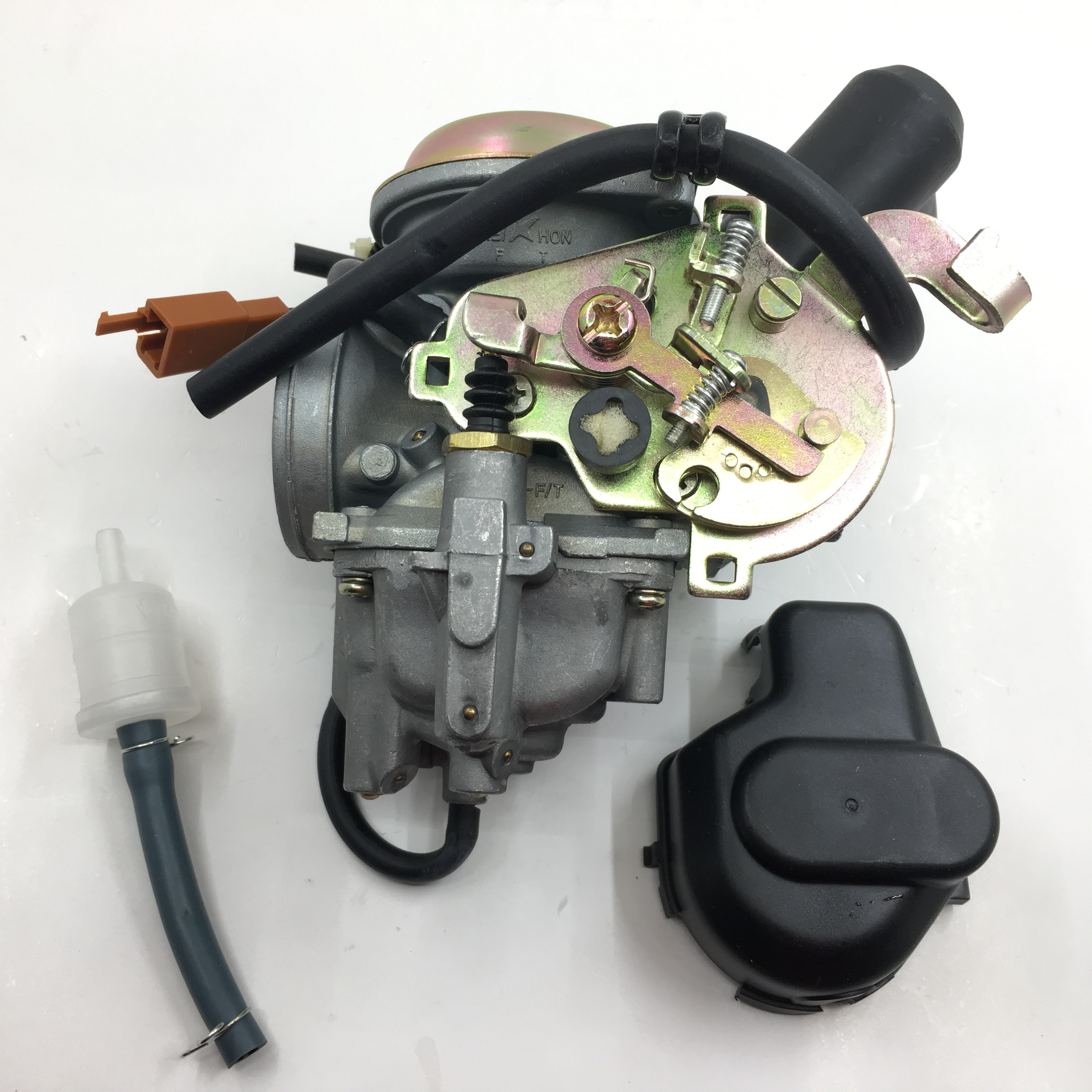 SherryBerg Carburettor Carburetor Carb Carby Carburador For Suzuki AN 125 150 AN125 AN150 Burgman Vergaser Top Quality