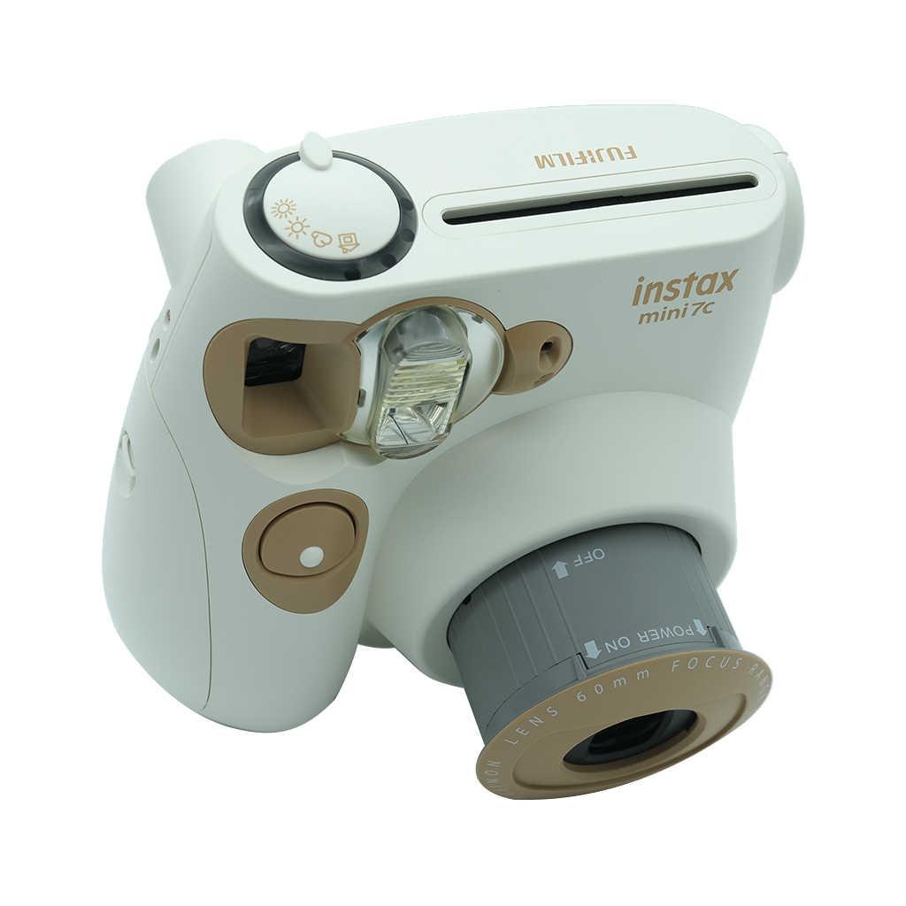 Hadiah Tahun Baru Natal Fujifilm Instax Mini7C Kamera Film Hadiah 5 Warna Fujifilm Instax Mini7C Kamera Foto Cam