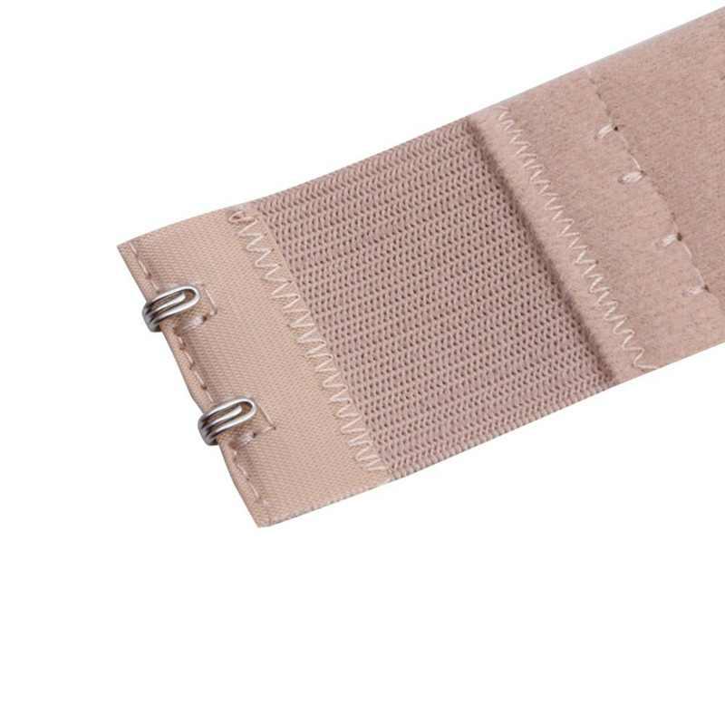 4pcs 2 Extender Hook Bra For Women Elastic Bra Extension Strap Hook Clip Expander Adjustable Belt Buckle Underwear