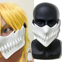 Props-Accessories Mask Death Cosplay Bleach Performance Hell's Pure-Demon Son of