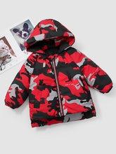 Осенне зимняя модная одежда для мальчиков и девочек; Плотное