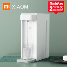 XIAOMI MIJIA-máquina dispensadora de agua caliente C1, calentador rápido de agua portátil, hervidor eléctrico de 2.5L, temperatura inteligente