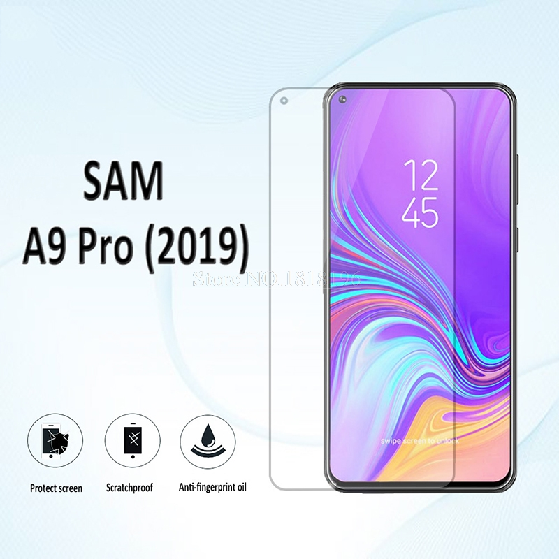 Protective Glass For SAMSUNG GALAXY A9 PRO 2019 SM-G887N Screen Protector Film For Galaxy A9 Pro A9Pro 2019 Tempered Glass Cover