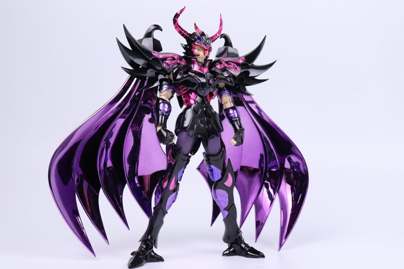 Cs Model Saint Seiya Myth Cloth Hades Saint Aiakos Hades Spoken Wyvern Rhadamanthys Action Figure Model Speelgoed - 4