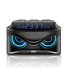SOAIY S68 שלושה רמקולים סאב Bluetooth רמקול 25W 2000mAh LED תצוגת פרימיום נייד אלחוטי Bluetooth רמקול