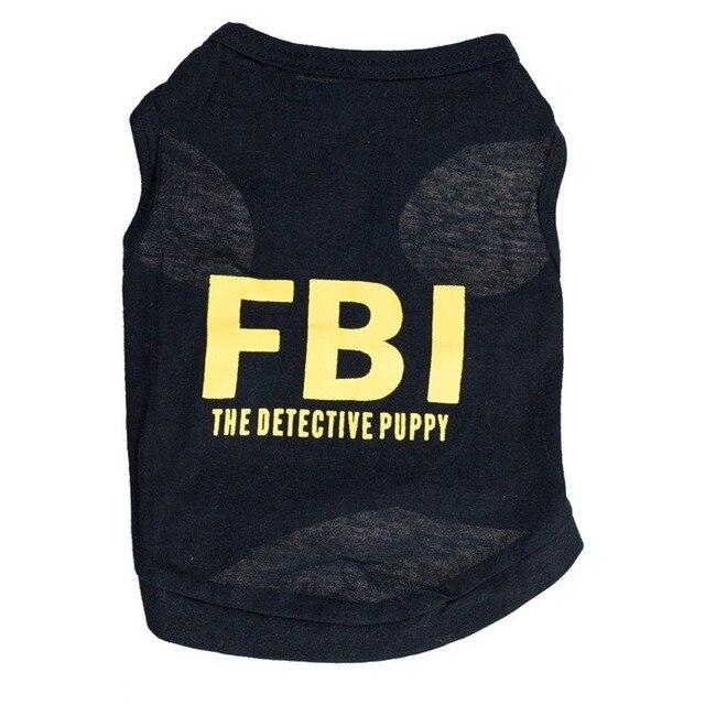 FBI Dog Vest 4