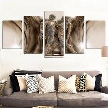 Абстрактная картина для рисования 5 шт Декор дома настенные