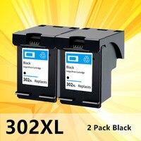 Cartucho de tinta preto 302xl  para hp 302 xl para hp 302 para hp deskjet 2130 2135 1110 oficial impressora 3830 3834 4650