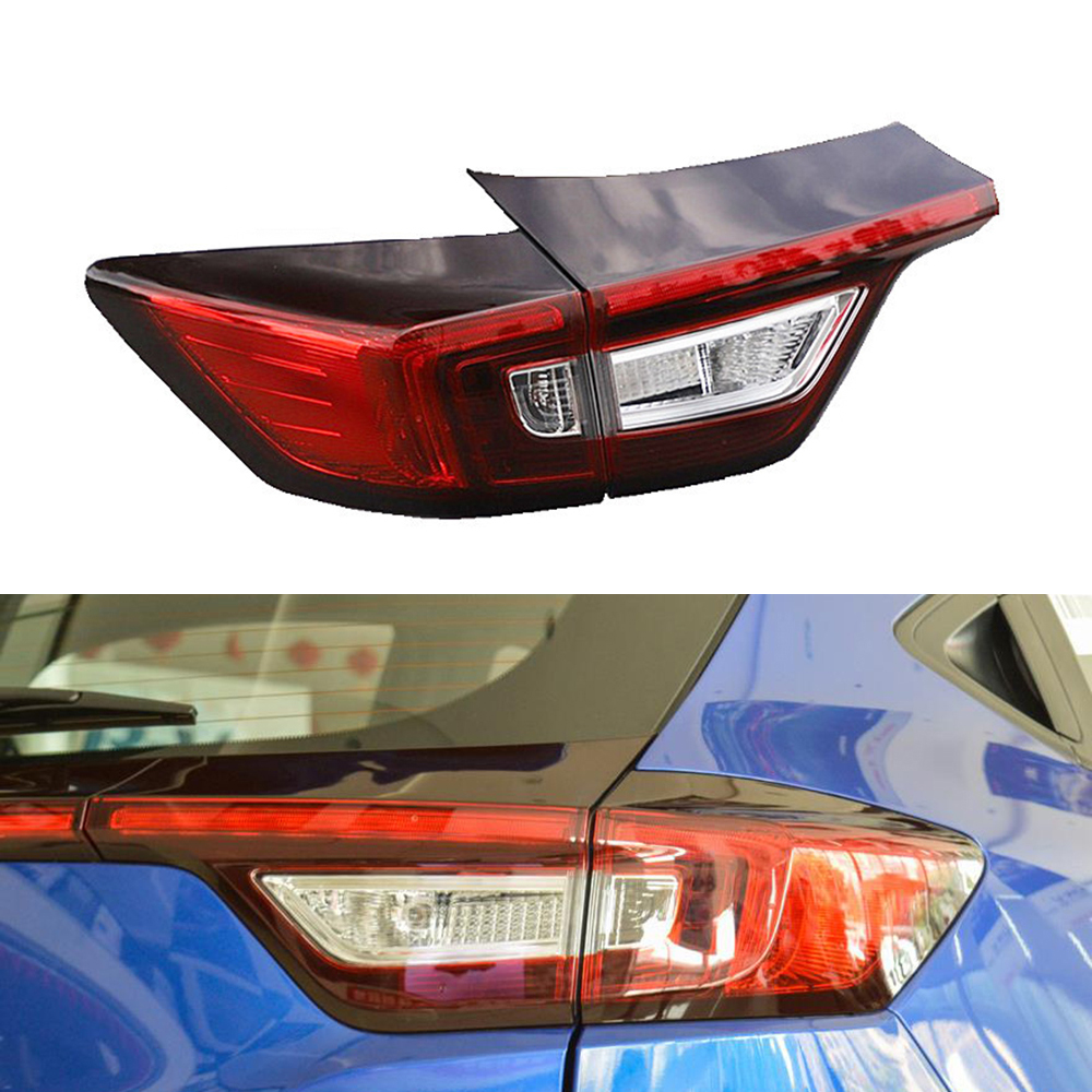 Tail Light For Honda XRV 2015 2016 2017 Car Rear Tail Lamp Turning Signal Brake Lamp Warning Bumper Light image
