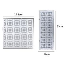 LED Grow Light 25W 45W Full Spectrum Plant Lights AC85-265V Plant Panel Lamp for Greenhouse Hydroponics Flowers Vegetables full spectrum 216w ufo led grow box lights ac85 265v hydroponics plant lamp ideal for all phases of plant growth and flowering