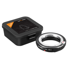 Mới K & F Concept Adapter Dành Cho Ngàm Leica M Ống Kính Nikon Z Núi Z6 Z7 Z50 Camera Giá Rẻ vận Chuyển