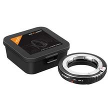 Nieuwe K & F Concept adapter voor Leica M mount lens Nikon Z mount Z6 Z7 Z50 camera gratis verzending