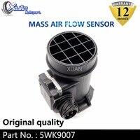XUAN MAF MASS AIR FLOW METER SENSOR 5WK9007 5WK9007Z Para BMW 520i E34 E39 E36 8ET009142091 320i 1995-2004 13621730033 7516035