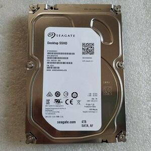 "Image 2 - Seagate escritorio SSHD ST4000DX001 4TB 64MB caché SATA 6,0 Gb/s 3,5 ""Disco híbrido de estado sólido"