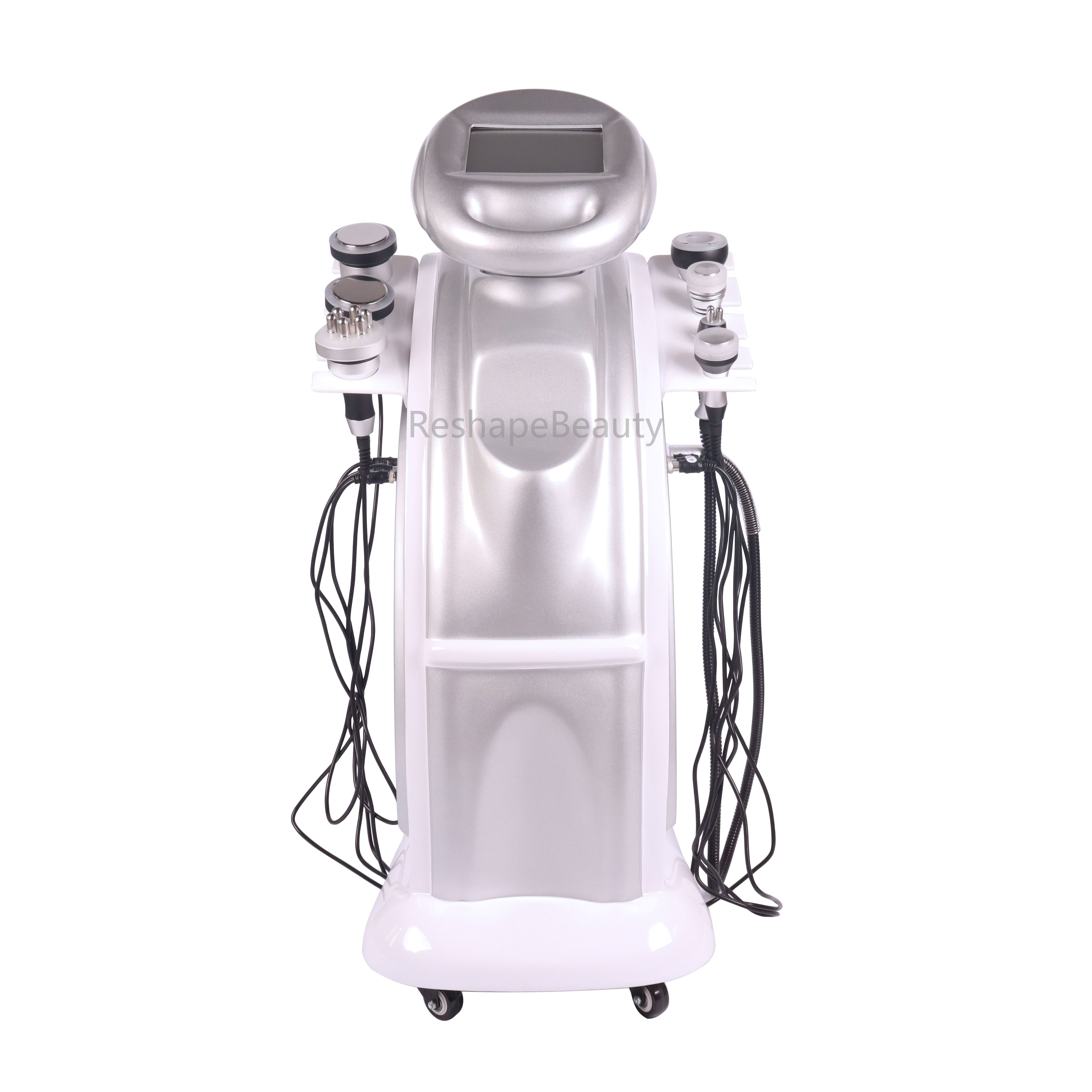 Newest 7 In 1 80K Cavitation Slimming Weight Loss Skin Tightening Improve Skin Cellulite Reduction Fat Removal Beauty Machine