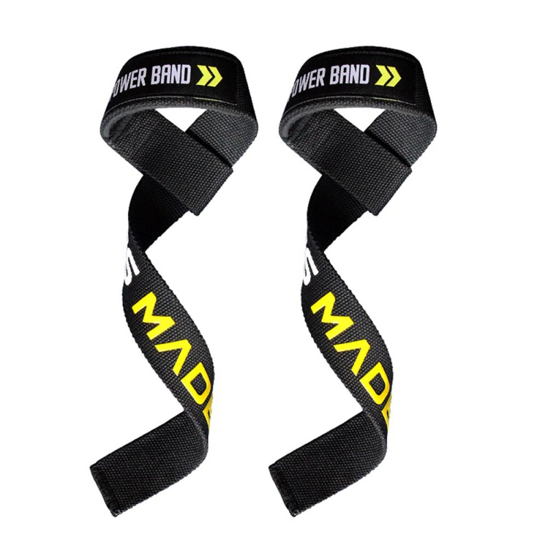 1Pair Weight Lifting Hand Wrist Belt Support Strap Brace Band Wraps Body Building Gym Straps Hand Grip Glove