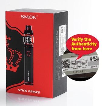SMOK – stylo-Cigarette électronique, Kit Original Stick Prince, avec réservoir TFV12 Prince S095