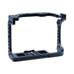 for Canon EOS R Cage Camera Cage for Canon EOS R Camera Case Camera Rig Cold Shoe
