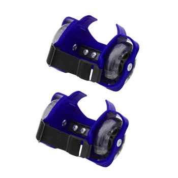 Colorful Flashing Roller Small Whirlwind Pulley Flash Wheels Heel Adjustable Simply Skating Shoes