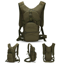 18L Tactical Backpack 800D Oxford Military Hiking Men Bicycle Backpacks Outdoor Sports Cycling  Climbing Camping Backpack 30l waterproof nylon bicycle riding backpack outdoor climbing camping hiking cycling backpacks men women packsack