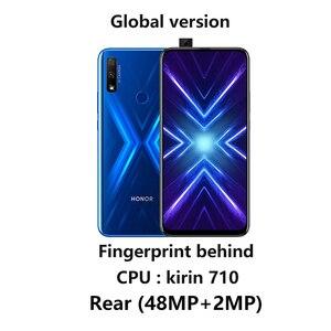 Image 5 - Globale versione Honor 9x Smart Phone 48MP triple Telecamere nfc 4000mAh 6.59 pollici a Schermo Intero GPU Turbo Del Cellulare