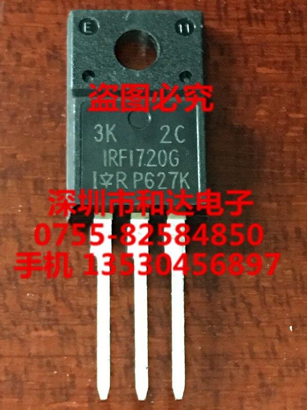 IRFI720G TO-220F 400V 2.6A