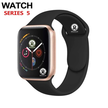 Smart Watch Series 4 Bluetooth case for Apple watch iphone 6 7 8 X Android phone Man Woman Smartwatch pk apple watch series 4 цена 2017