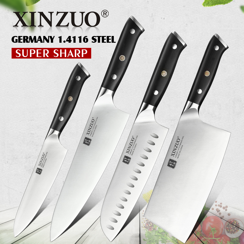 Super Sale #0cf4 - XINZUO Kitchen 4pcs Stainless Steel ...