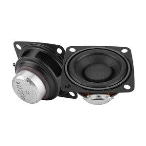 Image 3 - Aiyima 2 pc 2 Polegada 4ohm alto falante gama completa alto falante música de som driver 10 w 15 20 alto falante de rádio diy para o sistema de áudio em casa