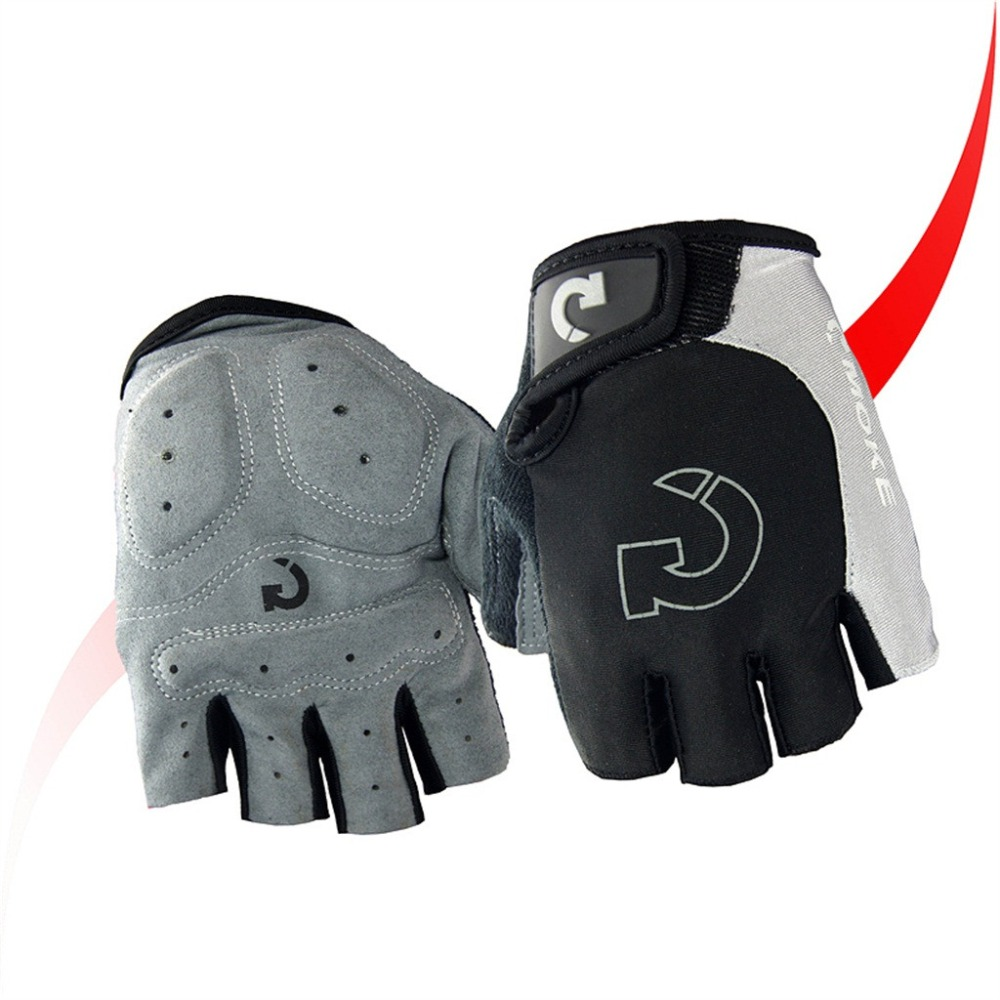 Cycling gloves male half finger bicycle gloves summer mountain bike gloves outdoor riding equipment gloves gel half finger 30N18 (17)